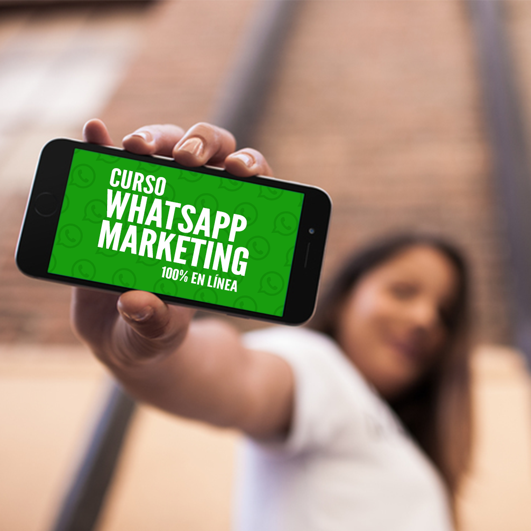 Curso Whatsapp Marketing Online