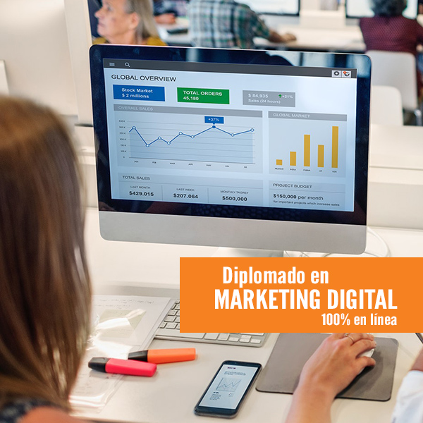 Diplomado en Marketing Digital Online
