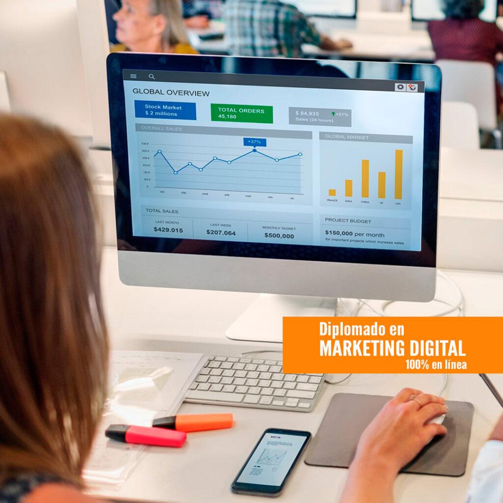 Diplomado en Marketing Digital Online