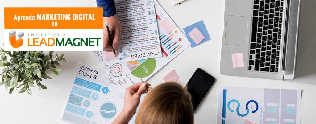 cursos en marketing digital gratis